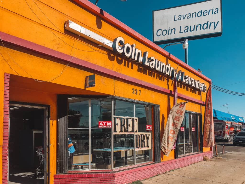 What to do when a laundromat is failing