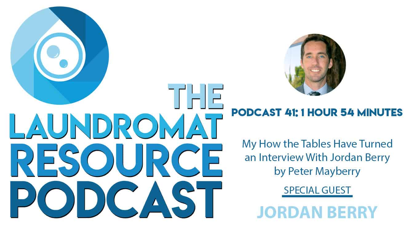 41. My How the Tables Have Turned- An Interview with Host, Jordan Berry
