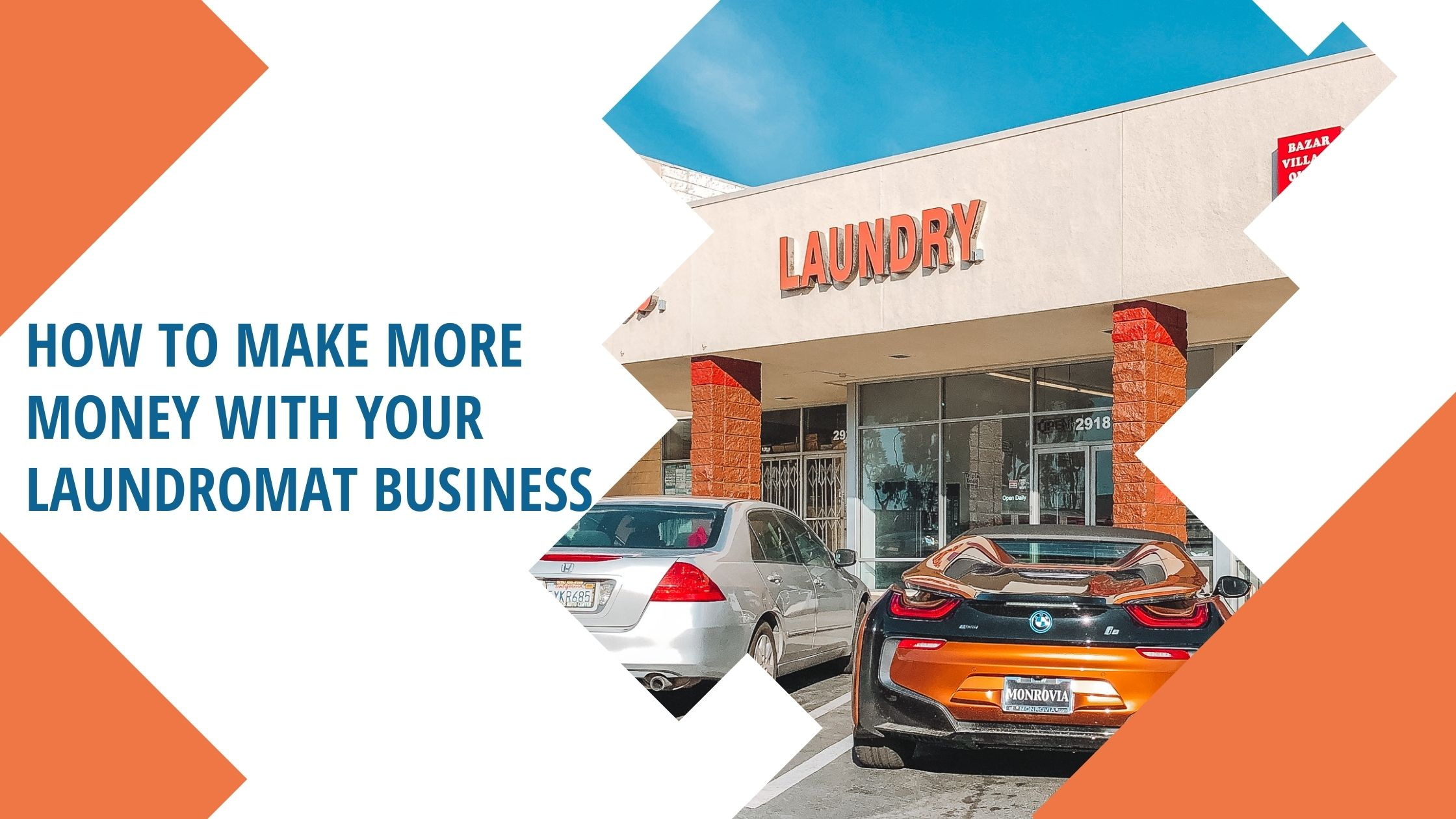 How To Make More Money With Your Laundromat