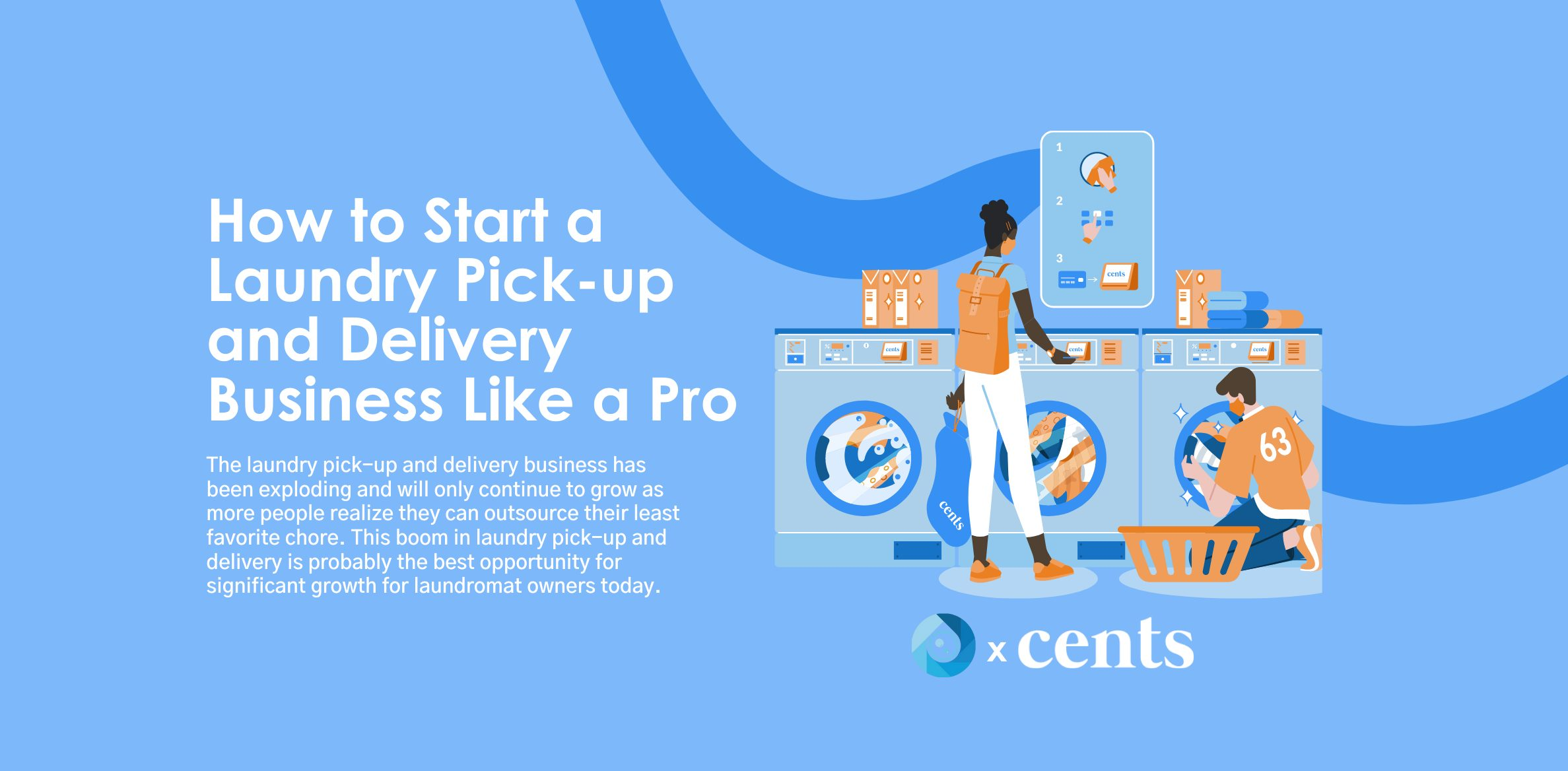 How to Start a Laundry Pick-up and Delivery Business Like a Pro
